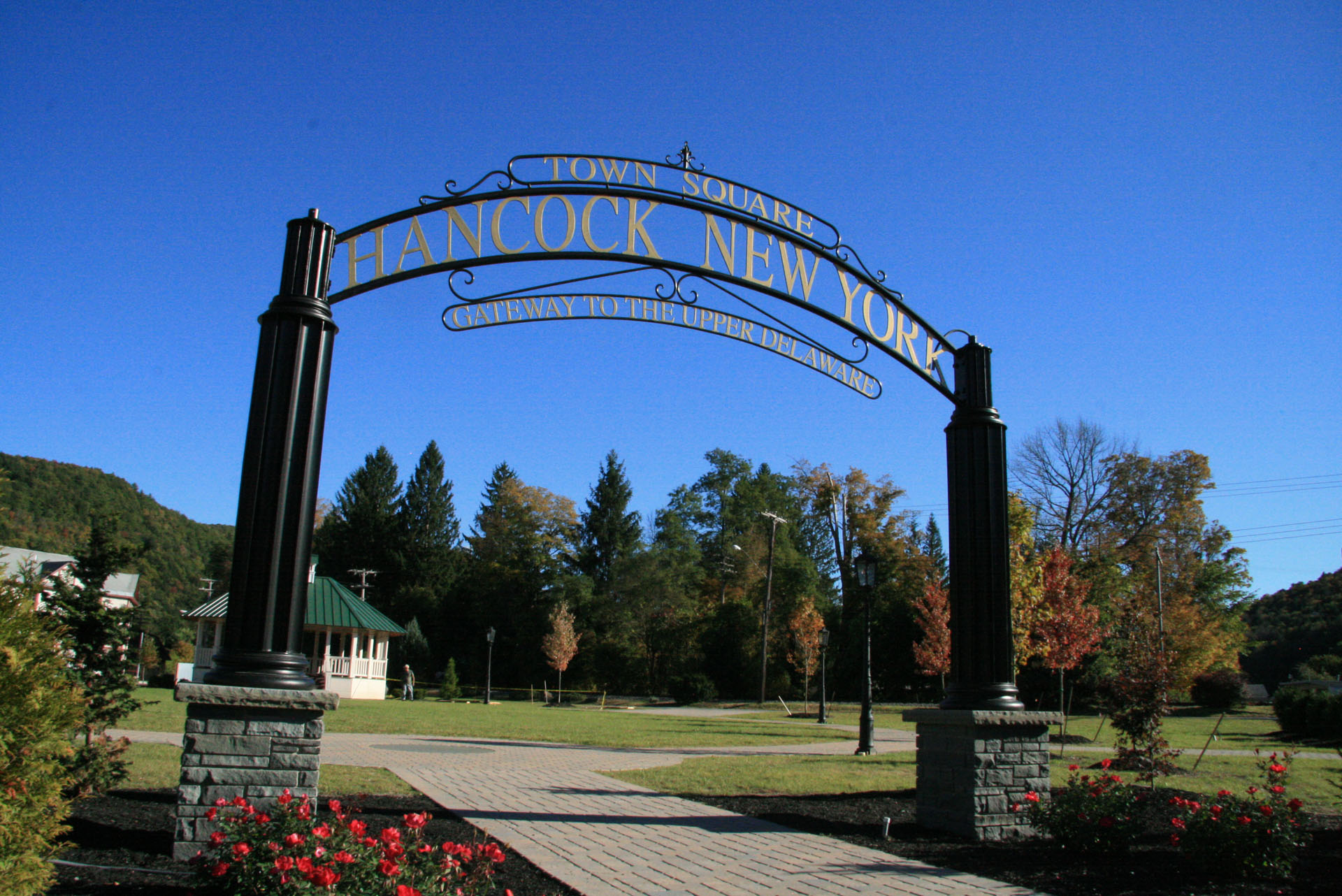 Hancock Gateway
